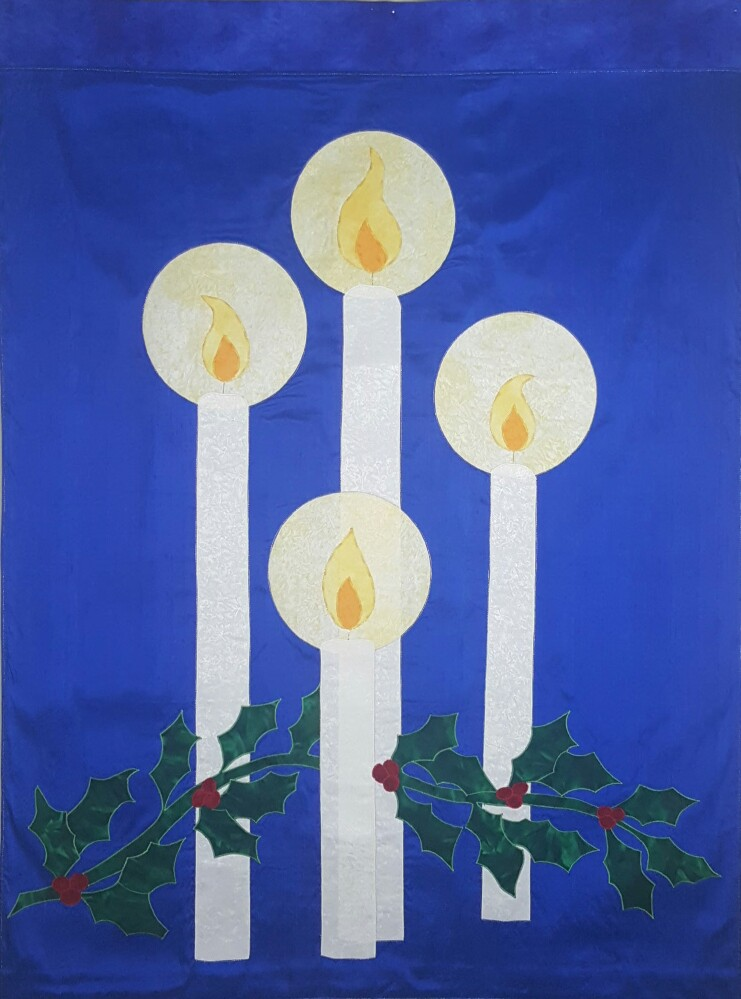 Advent Banner-Palm Valley