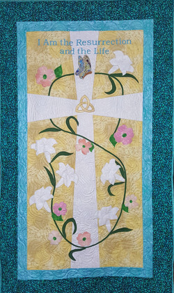 Easter Banner-Holy Trinity