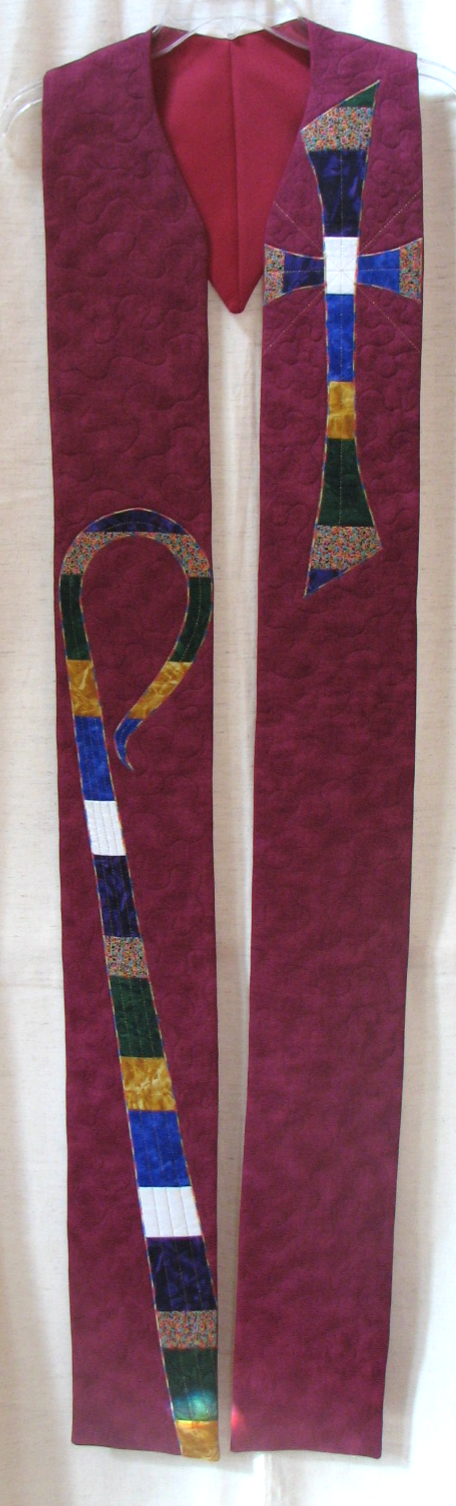 Holy Week Stole