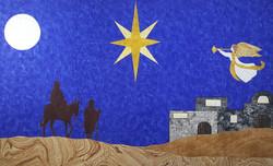 Advent Altar