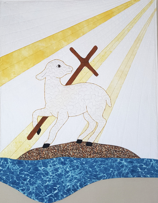 Easter-Altar left