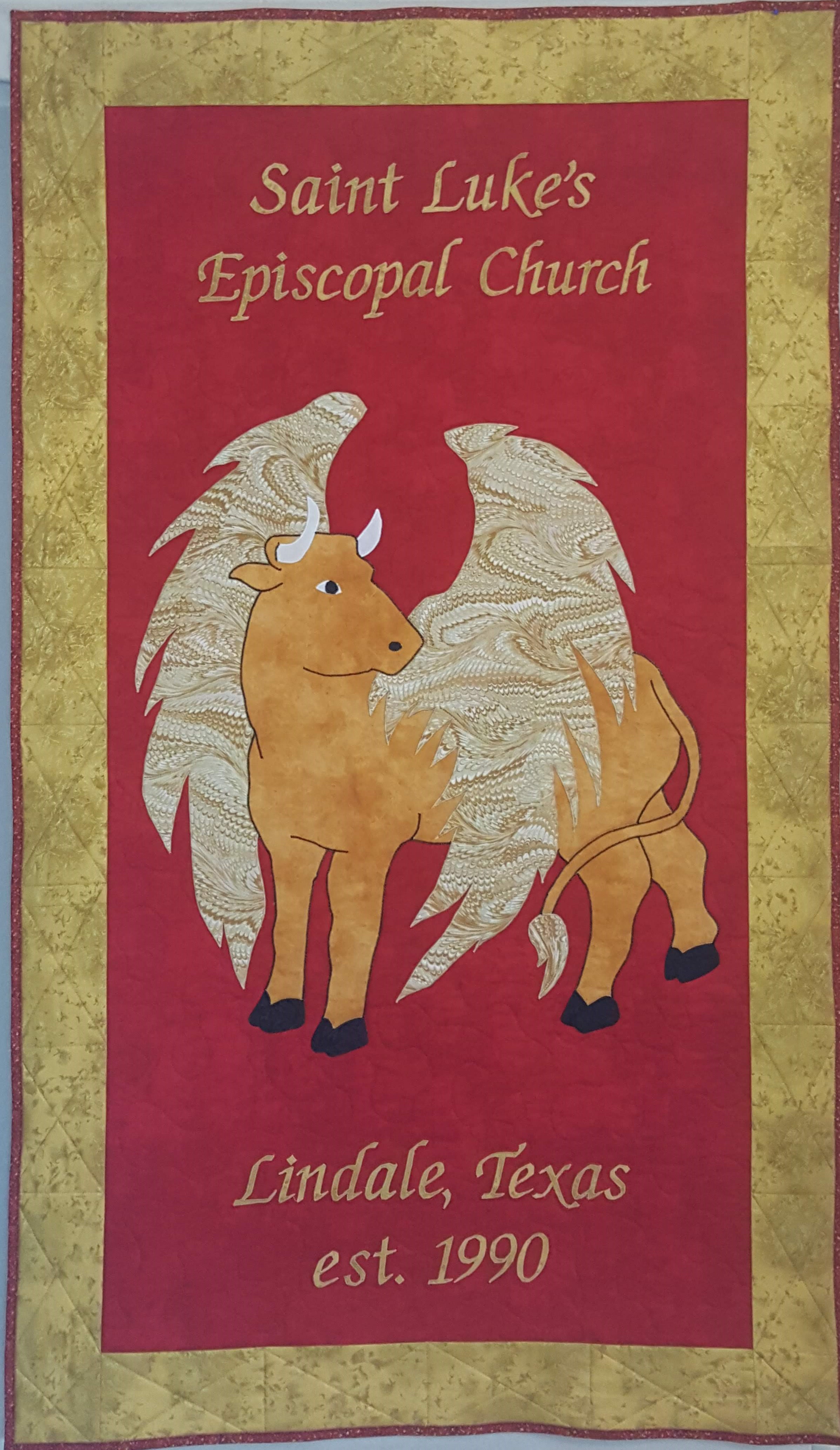 Processional Banner- St