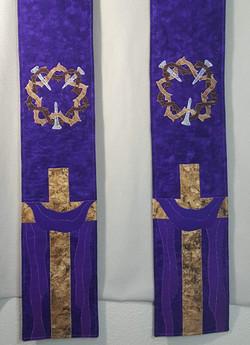 Lent-Altar