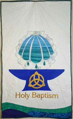 Baptismal Banner-St. Peter