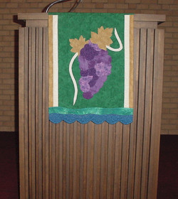 Ordinary Time-Pulpit