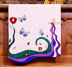 Easter-Altar