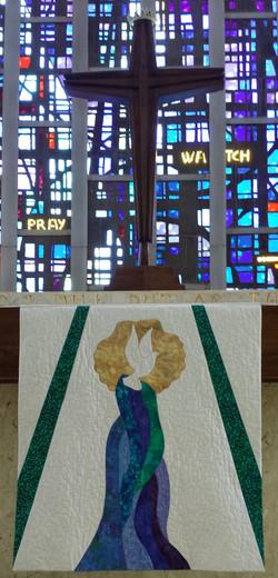 Gethsemane-altar parament 2 copy