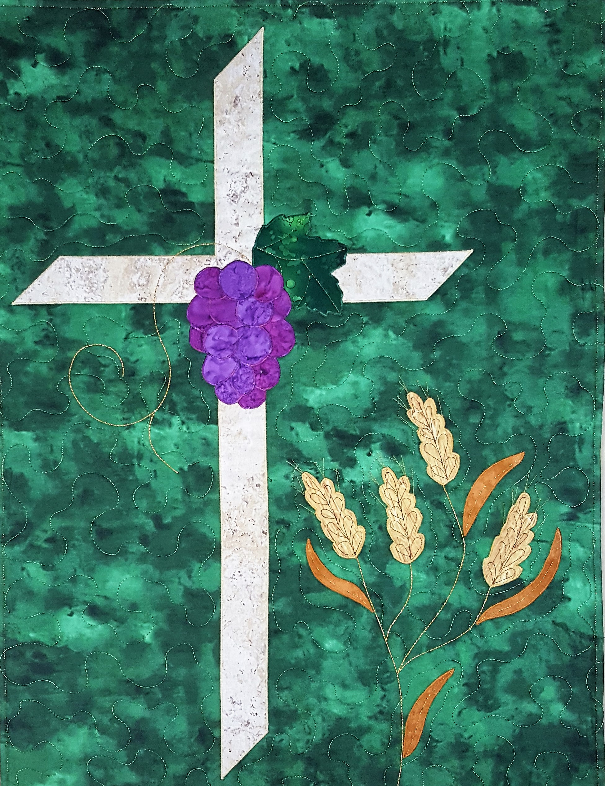 Cross-parament