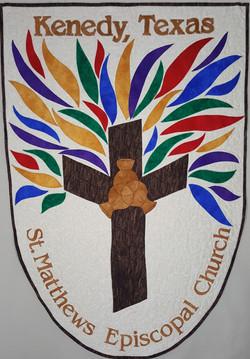 Processional Banner-St. Matthew's
