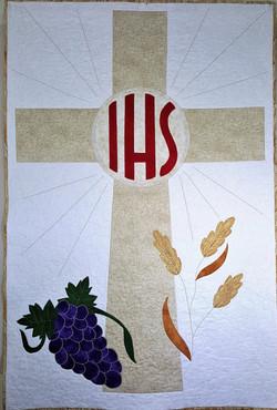 White Festival Banner-Our Redeemer