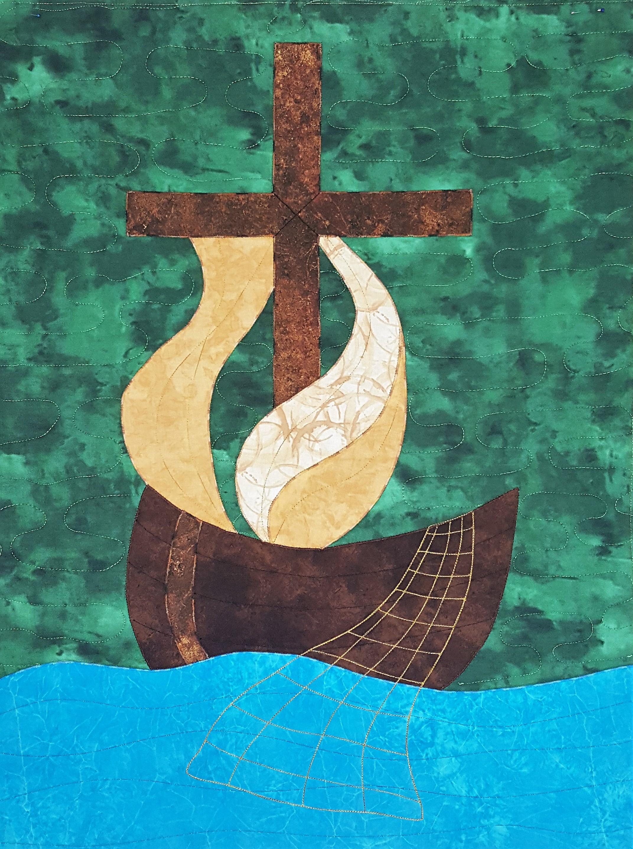 Ship-parament