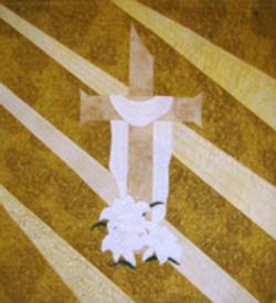 Easter-Pulpit
