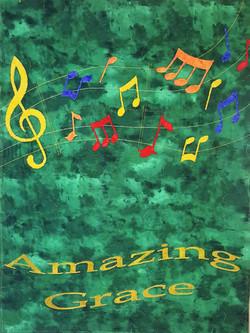 Amazing Grace-parament