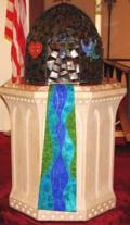 Ordinary Time-Baptismal Font