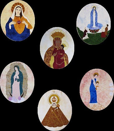 Blessed Mother Collection I