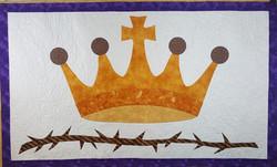Christ the King Banner-Grace