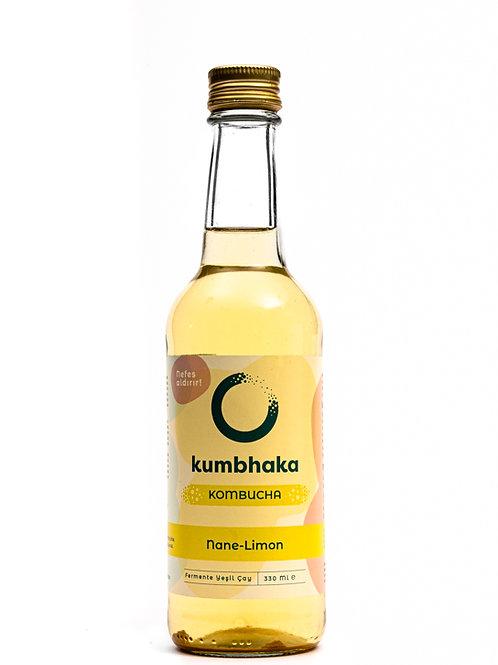 Kombucha Nane-Limon 330 ML