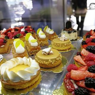 #leonecroissant  #leonepatisserieboulangerie #leonepatisserie #leone #patisserie #boulangerie #croissant  #coffee #cafe #goodfood #artisanal