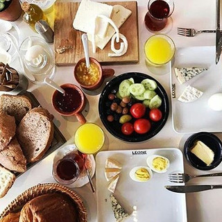 Günaydın 😉 photo - _sebil #breakfast #leonepatisserieboulangerie #leonepatisserie #leone #patisserie #boulangerie #coffee #cafe #goodfood #a
