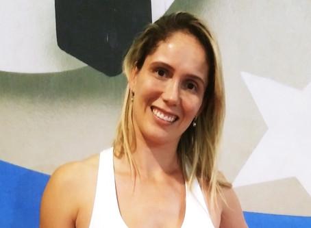 MARI CASSEMIRO Comemora o seu aniversário na Esporte Conviver