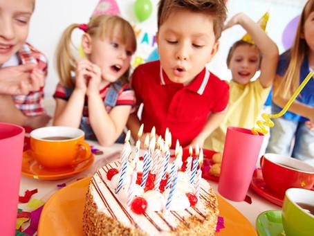 Por que é importante comemorar o aniversário da criança?
