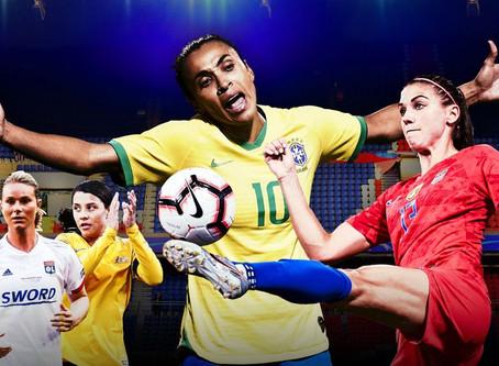 Futebol é coisa de mulher: conheça curiosidades sobre a Copa do Mundo Feminina 2019