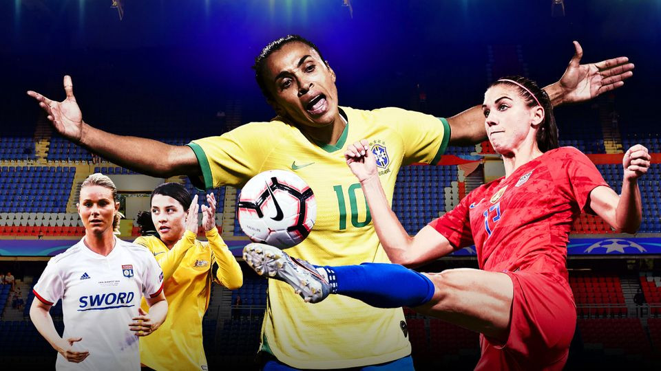 Curiosidades Sobre a Copa do Mundo Feminina 2019