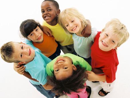 Brincar é fundamental para a saúde das crianças