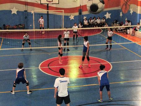 As Habilidades socioemocionais, através do voleibol, em crianças e adolescentes - Mariana B. Laurito