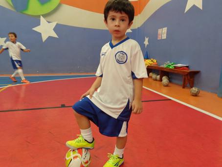 Futsal: a prática e os benefícios para a criança.