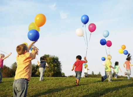 Brincadeira saudável: a prática de esportes na infância é essencial