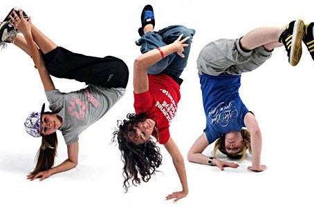 Danças Urbanas (Street Dance)