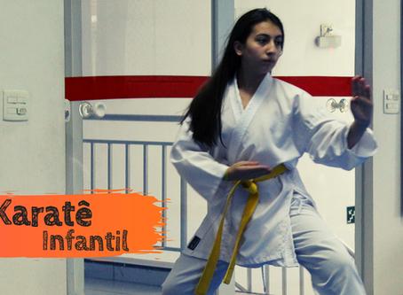 O Karatê como instrumento de formação global no desenvolvimento das crianças e adolescentes.