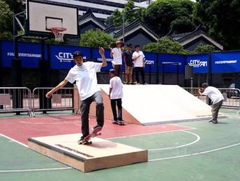 Nike City Jam 2014