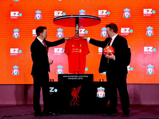 EZshopnet & Liverpool FC Press Conference
