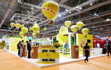 Zespri at Asia Fruit Logistica 2015