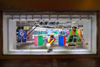 NIKEiD Pop-up Store 2016