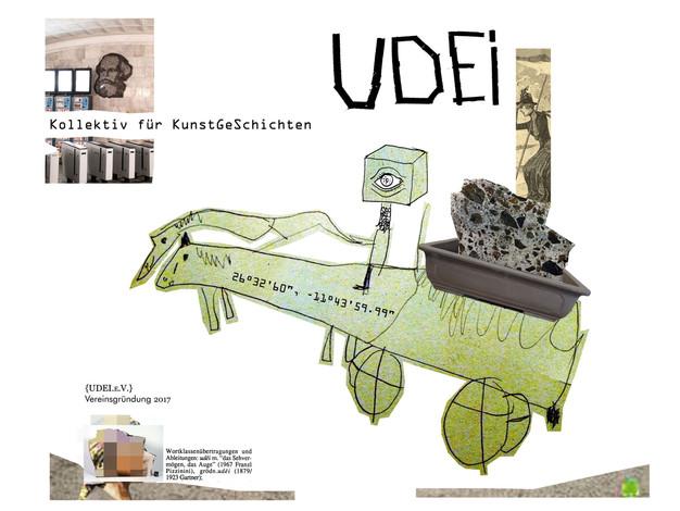 UDEI e.V. Kollektiv für KunstGeSchichten