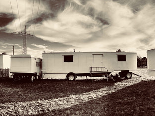 Nomadisches Zuhause
