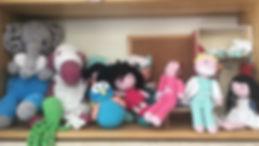 הבובות שלי