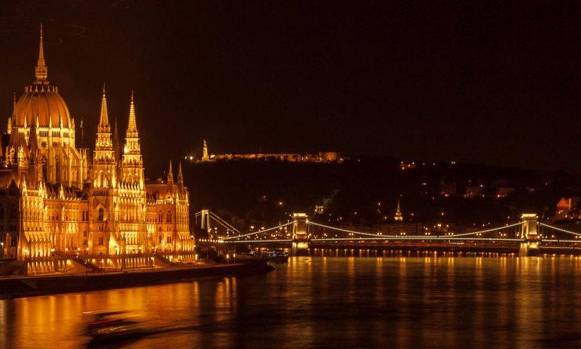 Ключ в Європу : Будапешт + Відень