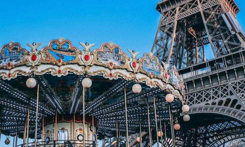 L'amour en trois: ти, я і Париж!