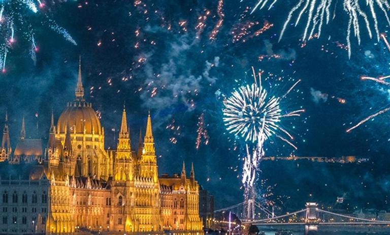 Новорічний вік-енд: Угорщина + Австрія