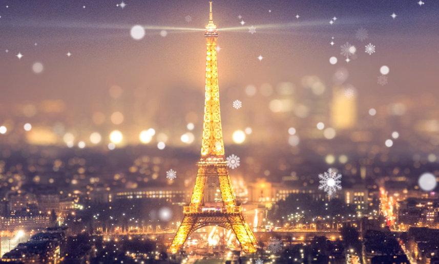Опівночі в Парижі (Авіа!)