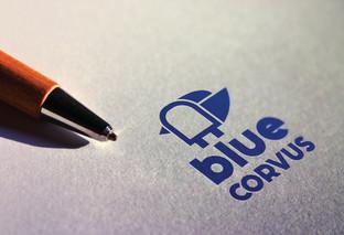 Blue Corvus