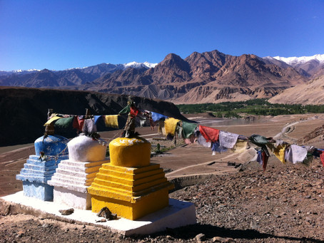 Travel Essentials for a Ladakh trip