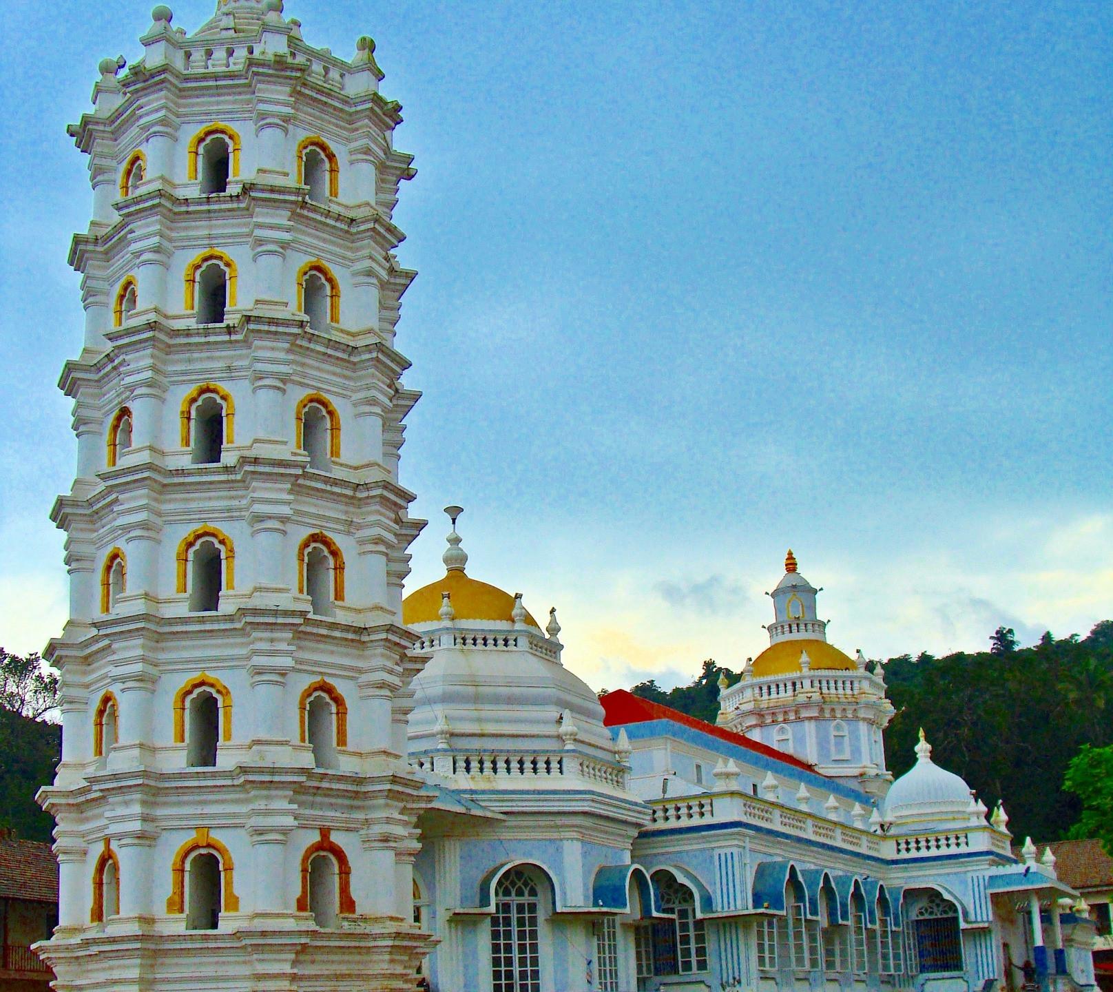 Lord Mangeshi Temple