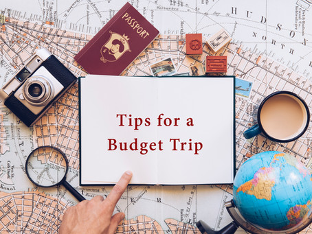 12 tips and tricks for a low budget travel