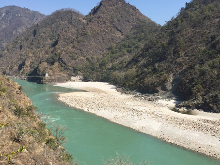 Temples, ghats, adventure and the Holy Ganges – Rishikesh