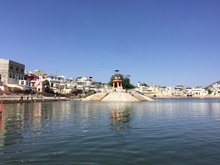 Weekend Road trip to Pushkar-Ajmer